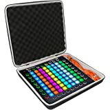 Khanka Hard Travel Case Replacement for Novation Launchpad Pro Professional 64-Pad Grid Performance Instrument