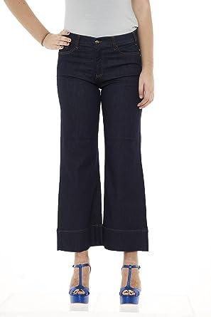 brand new 6a98f 7713d Emporio Armani Jeans Donna Denim BLU: Amazon.co.uk: Clothing