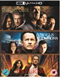 Inferno / Angels & Demons / The Da Vinci Code Box Set 7-Disc Box Set (4K Ultra HD Blu-ray + Blu-ray) [2016]