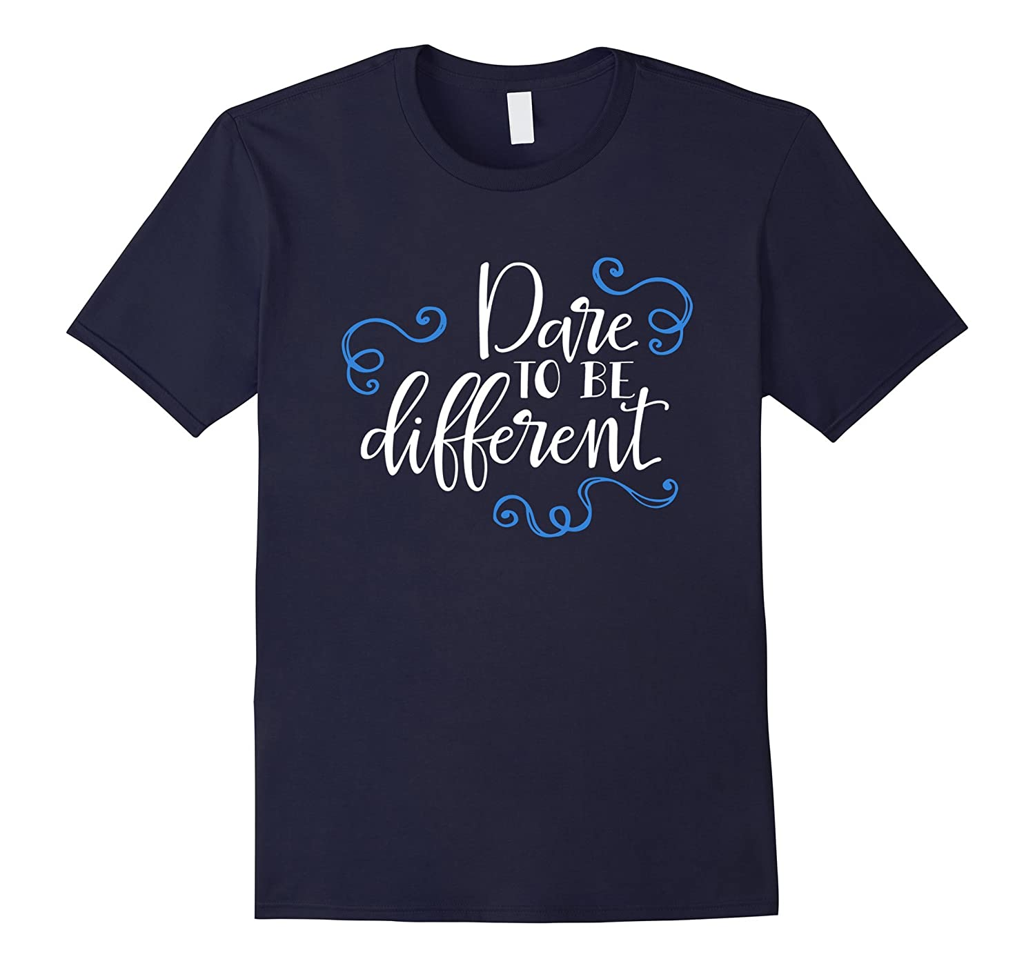 Dare To Be Different Classic Fit TShirt-Art