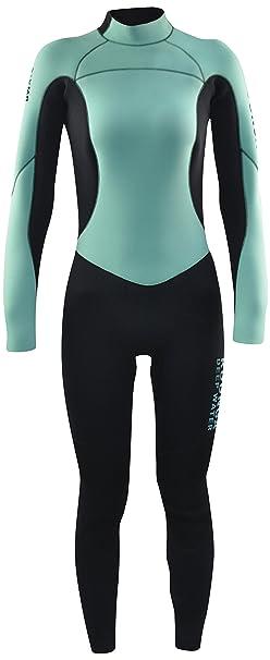 Kounga Dw 4.3 Traje para Surf y Buceo, Mujer