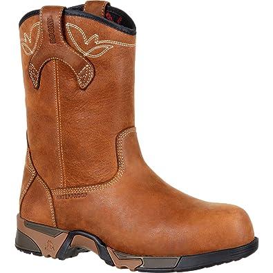 1fdf89ce303 Amazon.com | ROCKY Women's Rkk0224 Construction Boot | Shoes
