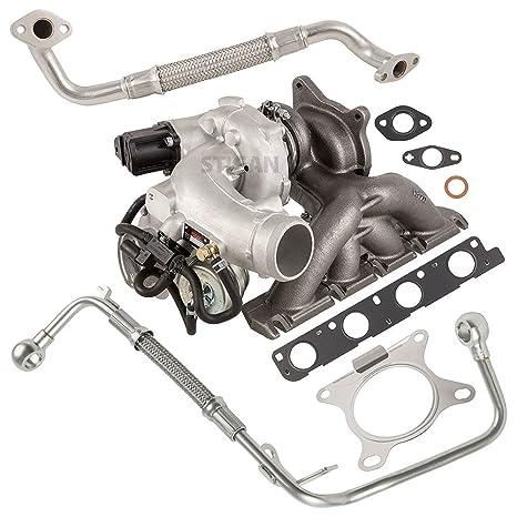 stigan K03 Turbo Kit con línea de juntas y aceite para turbocompresor AUDI VW 2.0T