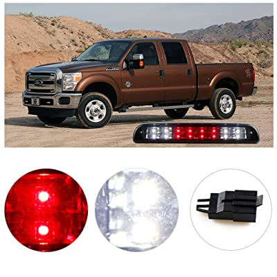 Tail Cargo Light High Mount Brake Light Stop Light For Ford/Mazda B2300: Automotive
