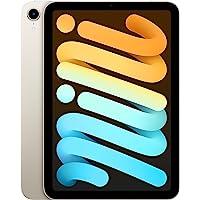 2021 Apple iPad mini (8,3-inch, Wi-Fi, 64 GB) - sterrenlicht (6e generatie)