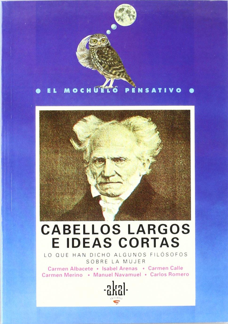Amazon.fr - Cabellos largos e ideas cortas - Carmen Albacete e381b718194a