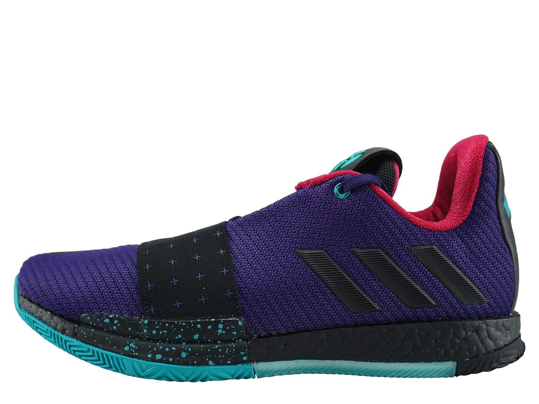 adidas Harden Vol. 3, Chaussures de Fitness Fitness Fitness Homme 44 EU|Violet (Púruni/Negbás/Agalre 000) 22dbbd