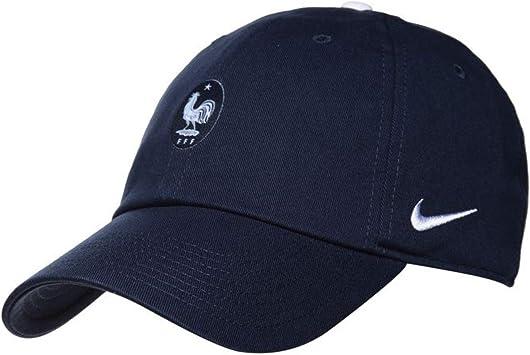 Nike 881713-451 Gorra, Obsidian/Obsidian/(Blanc), Talla única ...