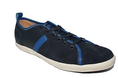 PAUL AND JOE - Baskets - Homme - Baskets en suede bleu marine Skinny - 43 9fd94c10839f