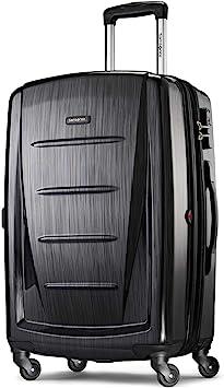Suitcase Samsonite Checked-Medium Luggage