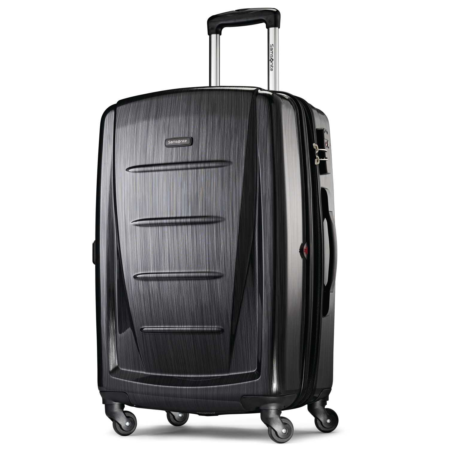 Samsonite Winfield 2 Hardside 24'' Luggage, Brushed Anthracite by Samsonite (Image #8)
