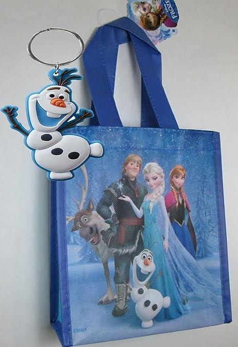 Disney La bolsa de asas mini de Frozen Resuable incluye el ...