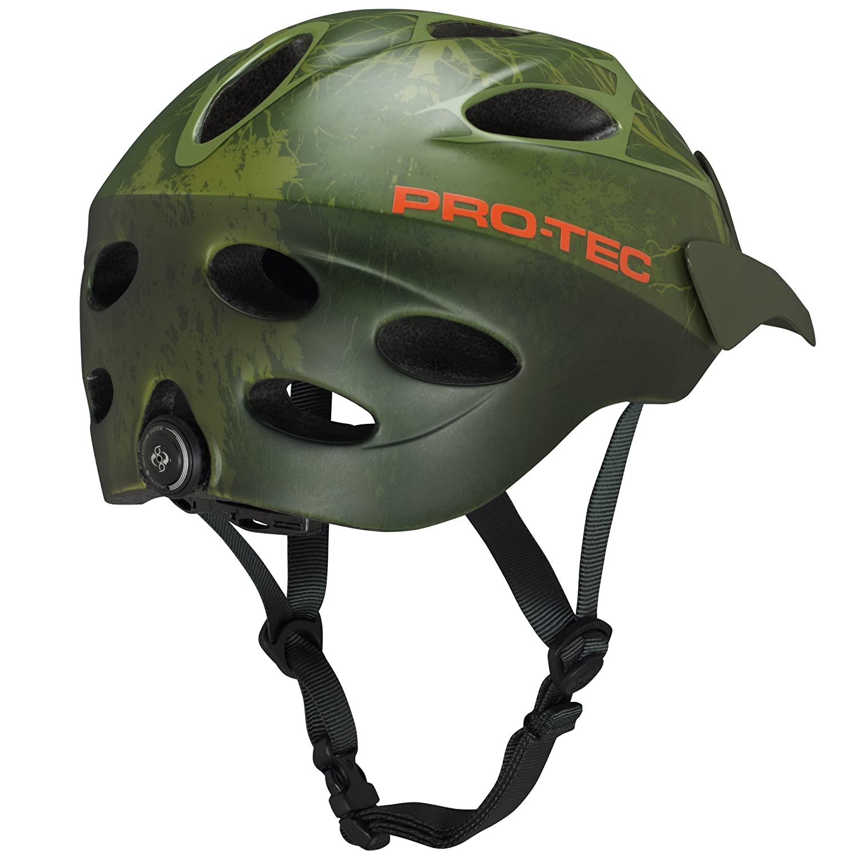 Pro Tec Cyphon Sl Bike Helmet Green Small Sports Lixada Mountain Outdoors