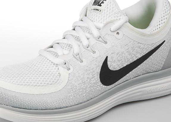 tornado Ambos pala  Amazon.com | Nike Men's Free RN Distance 2, White/Black-Pure Platinum, 15M  | Road Running