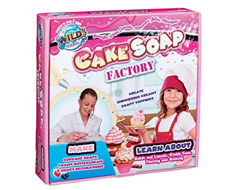 Wild Science Cake Soap Factory