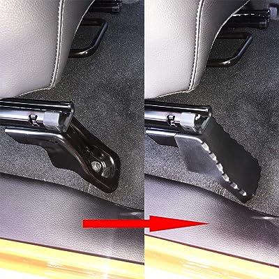 JSTOTRIM 6P Anti-dust Seat Bracket Fixing Bolts Cover Trims for 2020 2020 Jeep Wrangler JL Accessories: Automotive