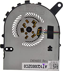 Deal4GO Replacement CPU Cooling Fan for Dell Inspiron 14-7460 7460 Series CPU Fan 2X1VP FN0570-A1084P1BH AT1Q3003ZC0