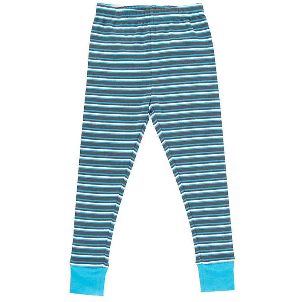 Kirkland Signature Boys 3-Piece Organic Cotton Pajama Set, Mission Commander, Size 5