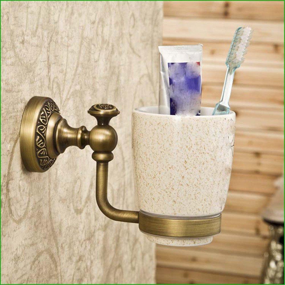 anhänger setzen,b up bar retro kupfer plattform handtuch make MIAORUI alle kupfer antik bad handtuchhalter bad