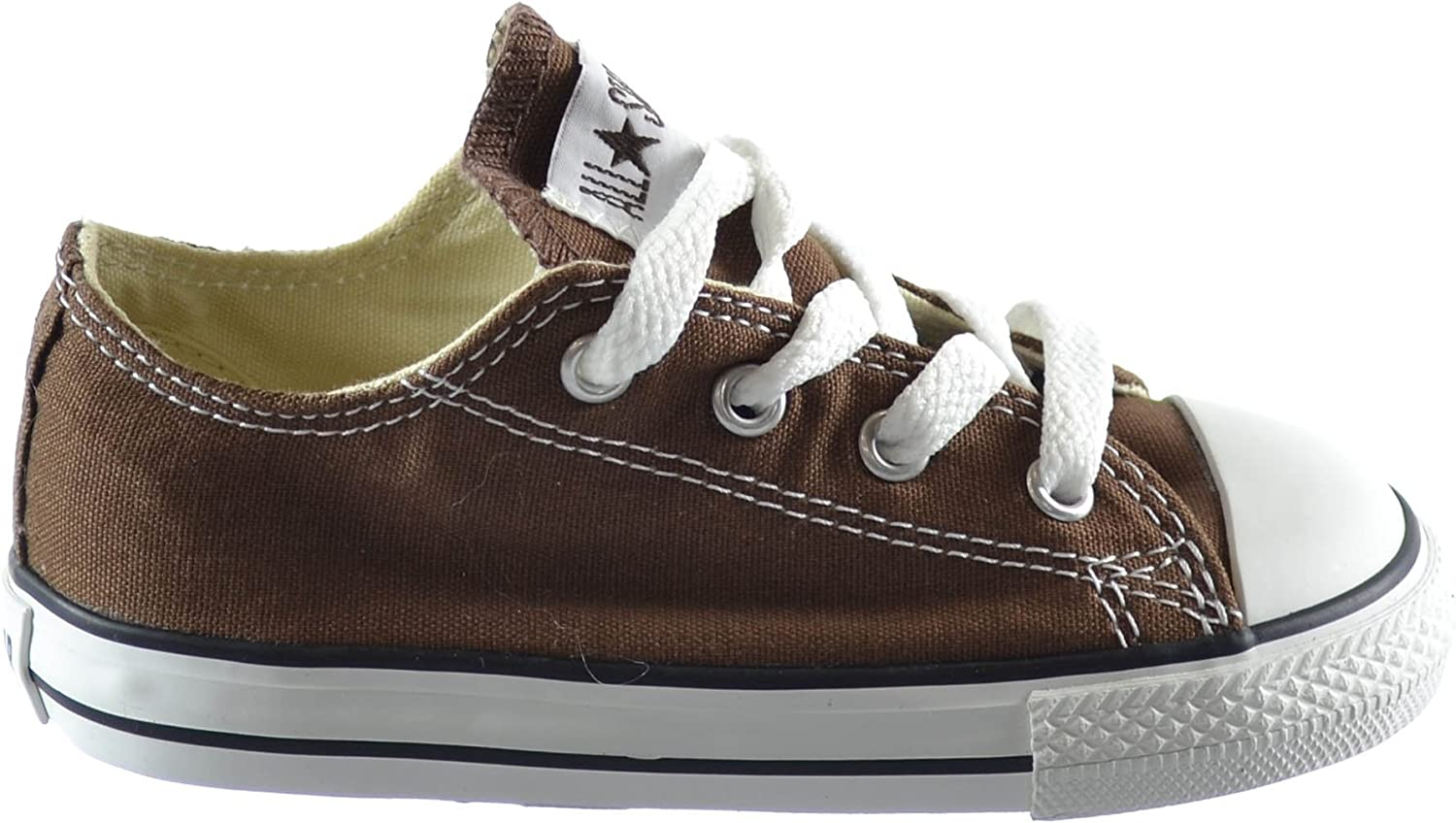 Infant Convrse All Star Low Chocolate 7Q112