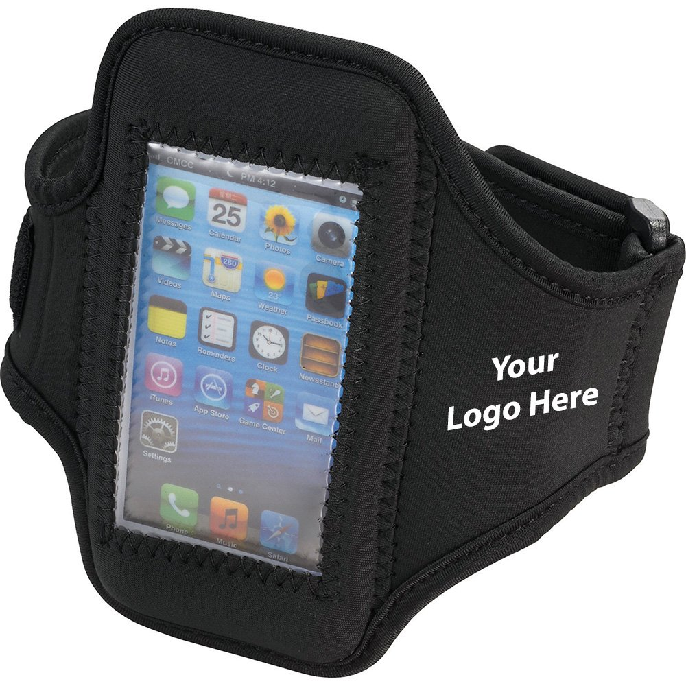 Arm Strap for iPhone 5/5S - 100 Quantity - $3.05 Each - PROMOTIONAL PRODUCT / BULK / BRANDED with YOUR LOGO / CUSTOMIZED