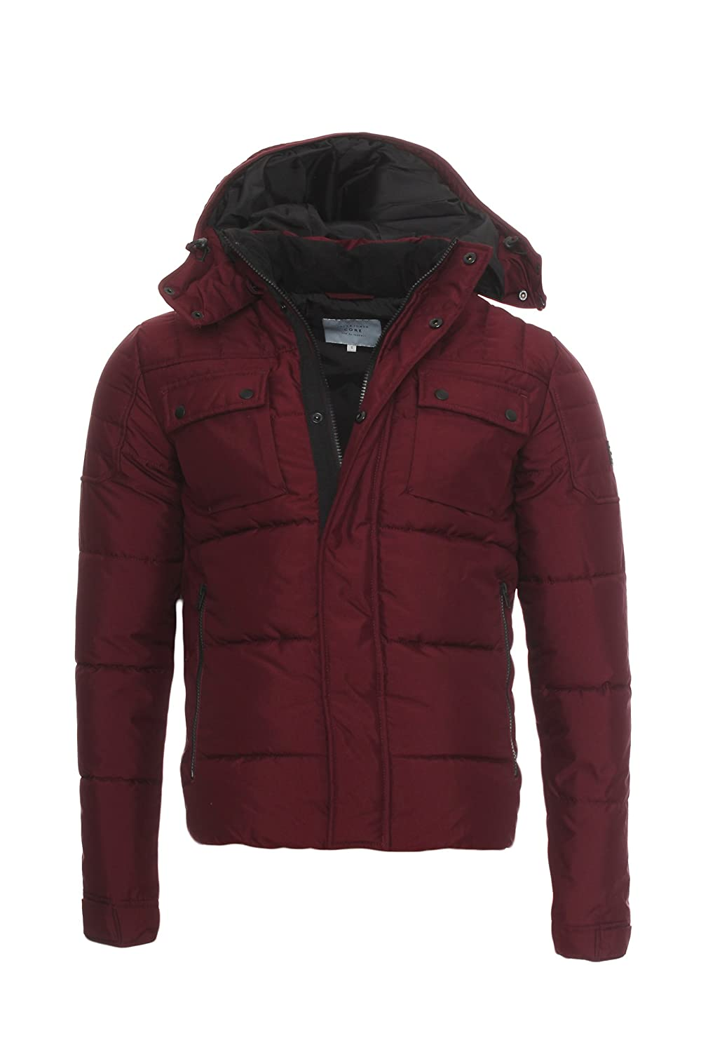 JACK & JONES Herren Jcocam Puffer Jacket