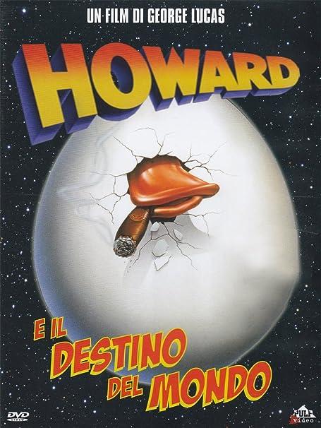 Howard E Il Destino Del Mondo Amazon It Robbins Thompson Robbins Thompson Film E Tv