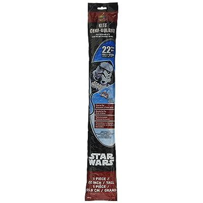 "Star Wars Stormtrooper Tall Poly Diamond Kite (22""): Toys & Games"