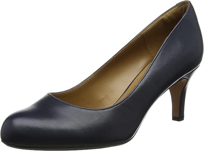 TALLA 37 EU. Clarks Arista Abe, Zapatos de Tacón para Mujer