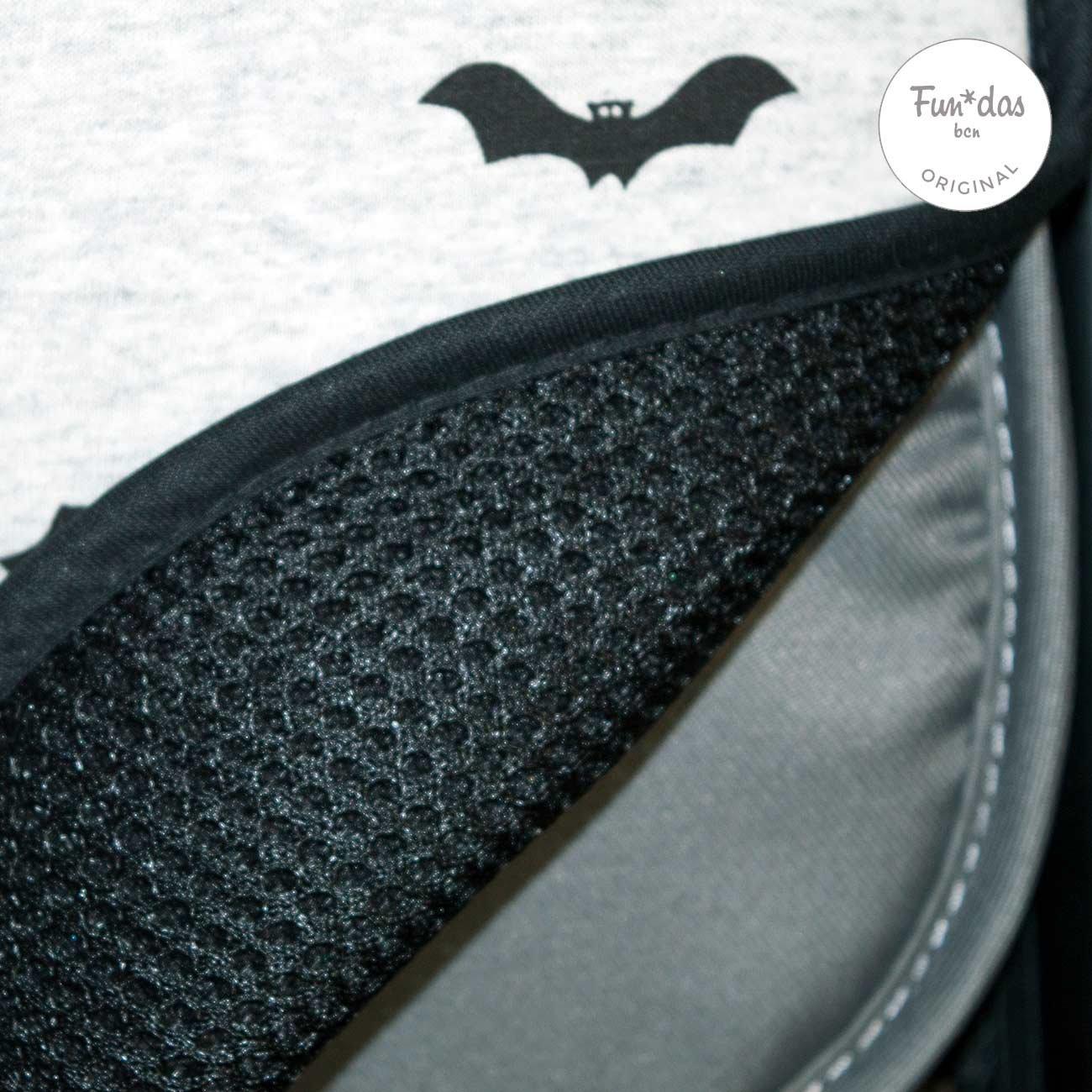 Fundas BCN ® - F160/9099 - Colchoneta Para Silla de Paseo BabyJogger ® Citymini Zip ® - Baby Bat
