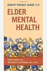 DSM-5 Pocket Guide for Elder Mental Health Paperback