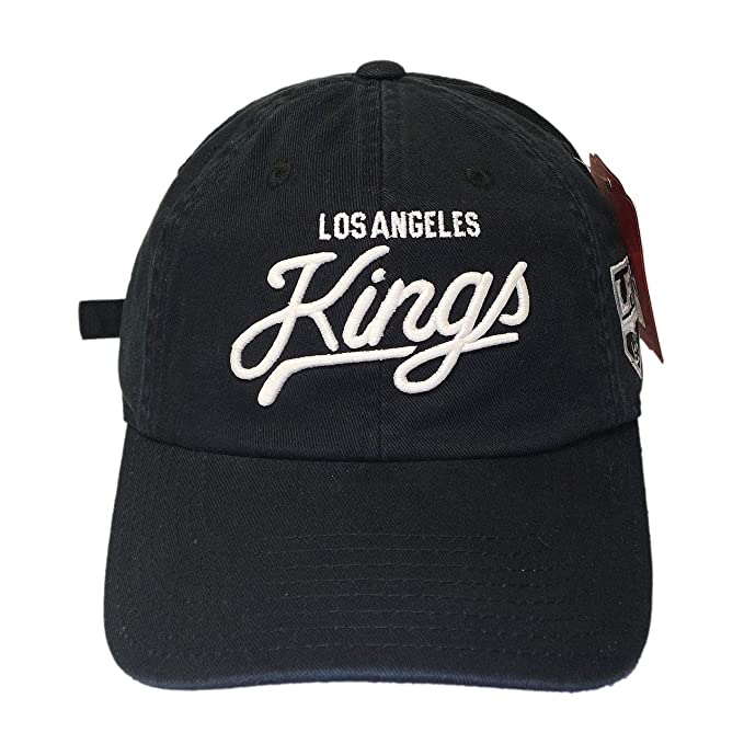 Image Unavailable. Image not available for. Color  American Needle NHL Los  Angeles Kings Cotton Baseball Cap ... 483b6329bf1d