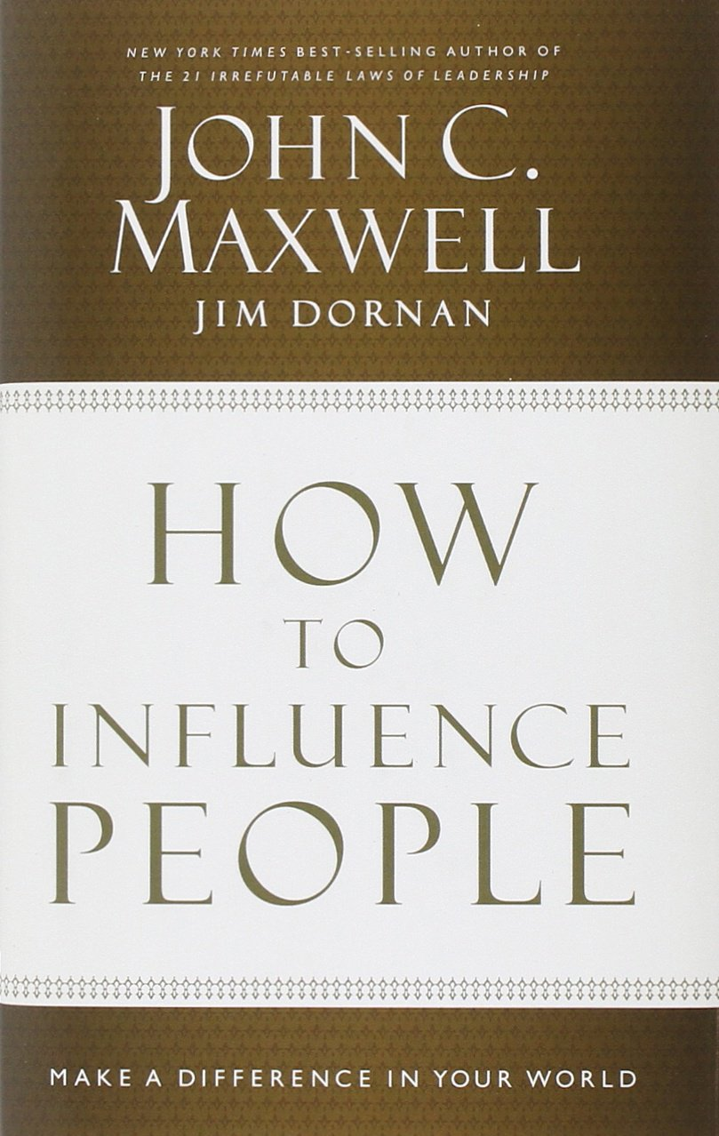 How to influence people 20