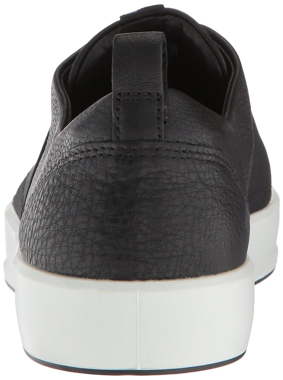 ECCO Women's Soft 8 Slip-on Sneaker B07714Q3W1 37 M EU (6-6.5 US)|Black Band