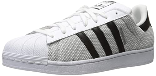 buy online c26e3 6691c adidas Superstar Foundation, Scarpe Sportive da Uomo, Bianco  Amazon.it   Scarpe e borse