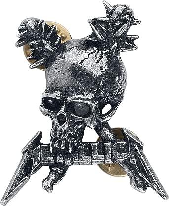 Metallica Damage Unisex Pin,