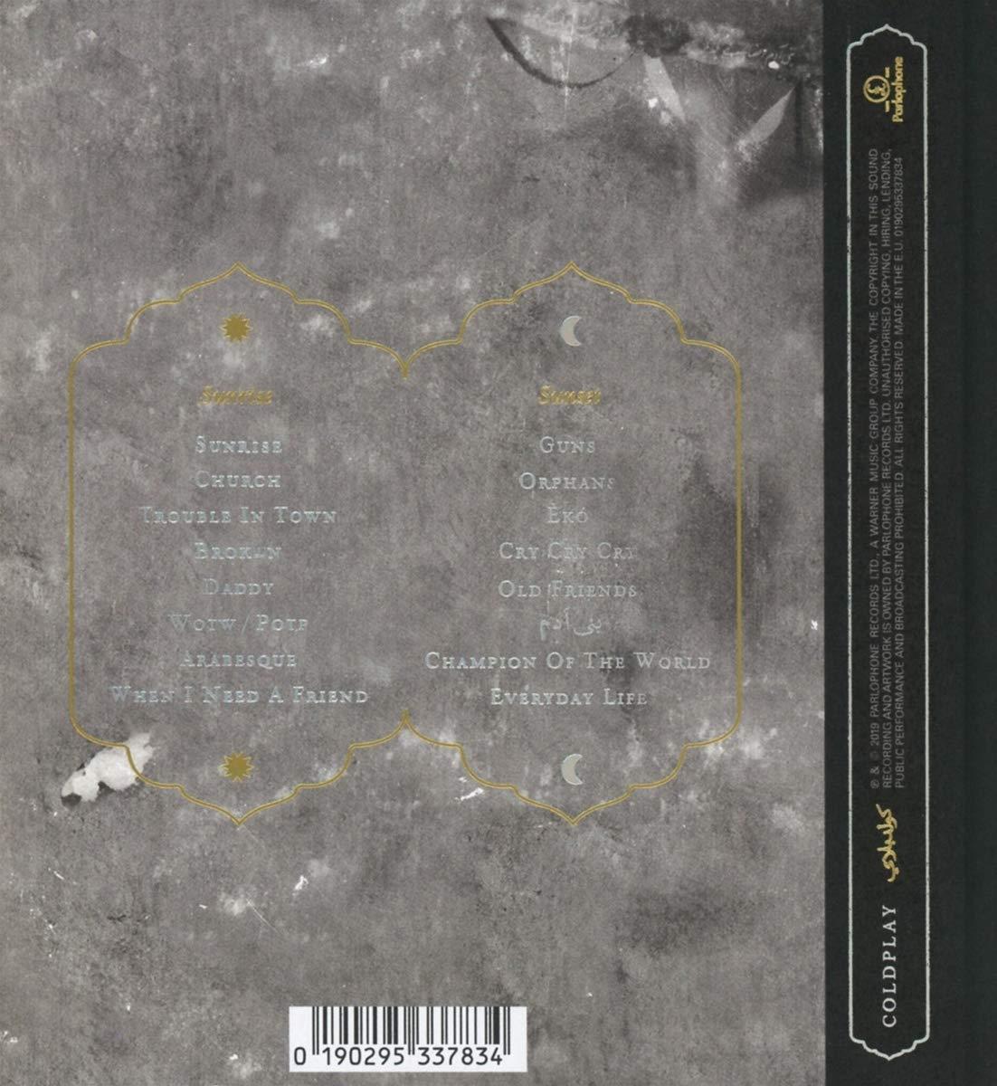 Coldplay - Everyday Life : Coldplay, Coldplay: Amazon.es: Música