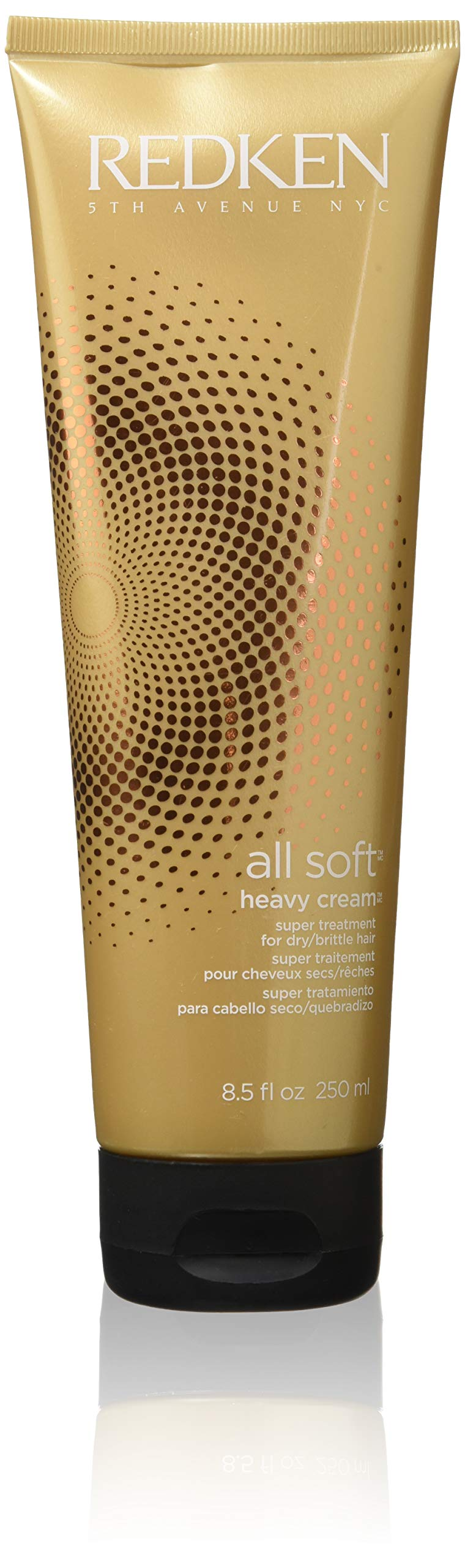 Redken All Soft Heavy Cream, 8.5 oz by REDKEN