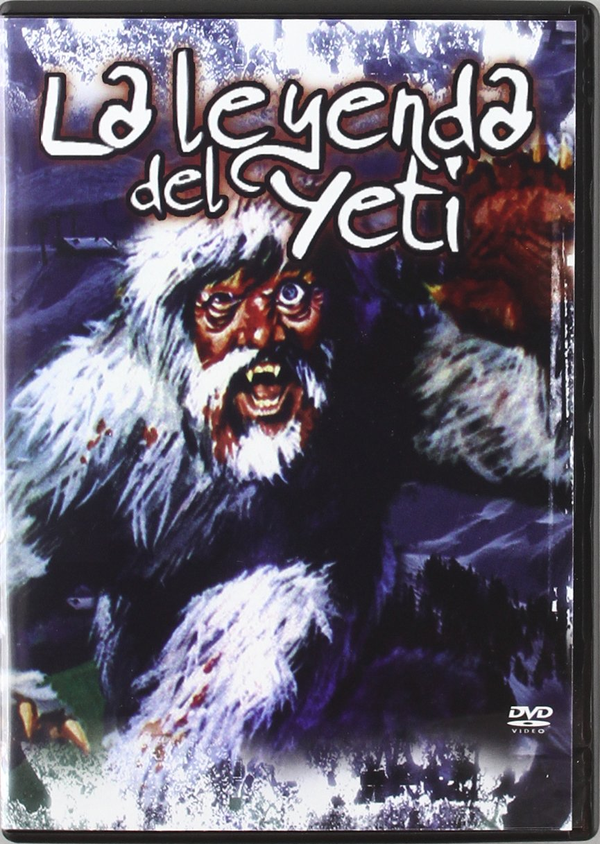 Amazon.com: The Capture of Bigfoot - La Leyenda Del Yeti - Bill Rebane.: Movies & TV