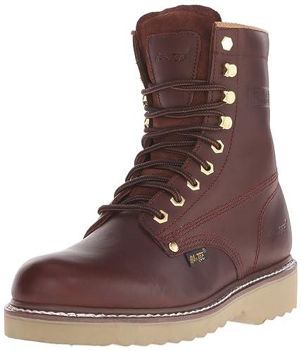 Men's 8-Inch Farm Boot