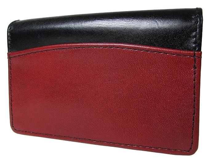 Amazon buxton mens leather business card holder organizer red buxton mens leather business card holder organizer colourmoves