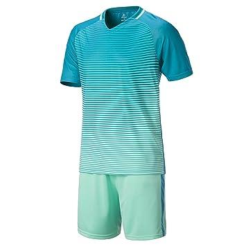 Niños Fútbol camiseta de Padres infantil de equipo de Dayu World Hombres Sports Entrenamiento Camiseta Pantalones