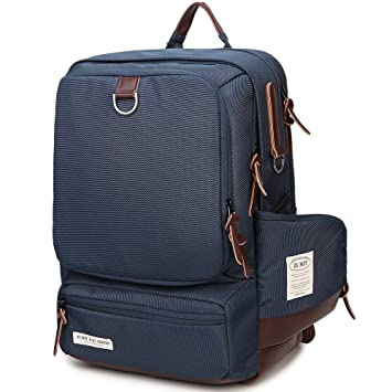 Amazon.com: ZUMIT Men Laptop Backpack Rucksack Business Computer ...