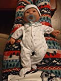 Sizable doll for a toddler