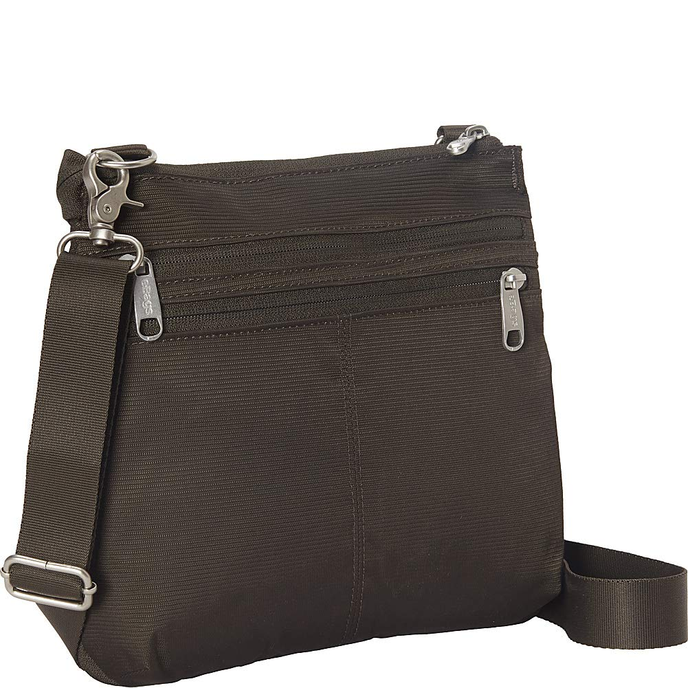 0627d1157c75 Amazon.com  eBags Villa Crossbody Bag with RFID Security - Small  Lightweight Bag for Travel and Everyday - (Dark Olive Green)  eBags