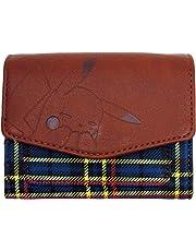 Loungefly x Pikachu Tartan Plaid Bifold Wallet