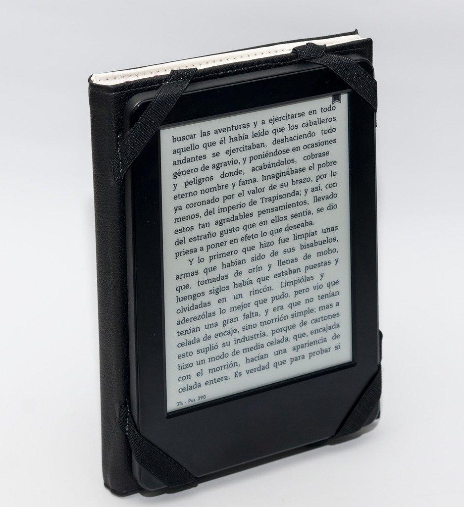 ANVAL Funda para EBOOK PAPYRE 601: Amazon.es: Electrónica