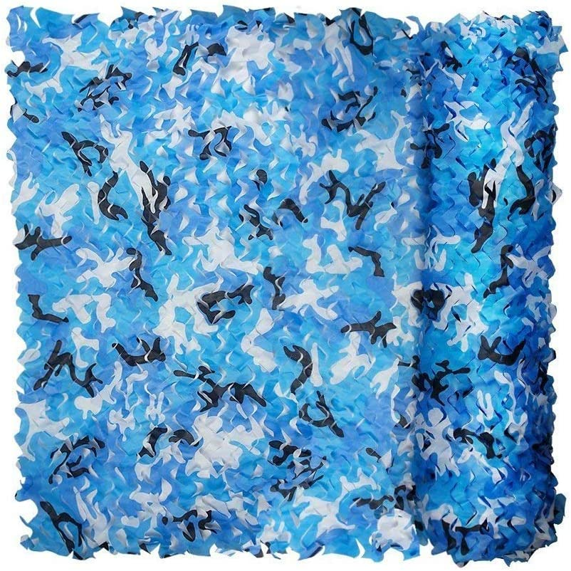 ウッドランドカモフラージュネットオックスフォード布/アウトドア森林キャンプ保護シューティング用 (Color : A, Size : 10*20m) A 10*20m