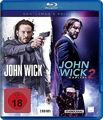 John Wick John Wick Kapitel 2 Gentlemans Edition Ultimate