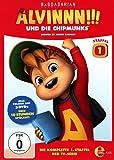 Alvinnn!!! und die Chipmunks - Box - Die komplette 1. Staffel (52 Episoden) [3 DVDs]